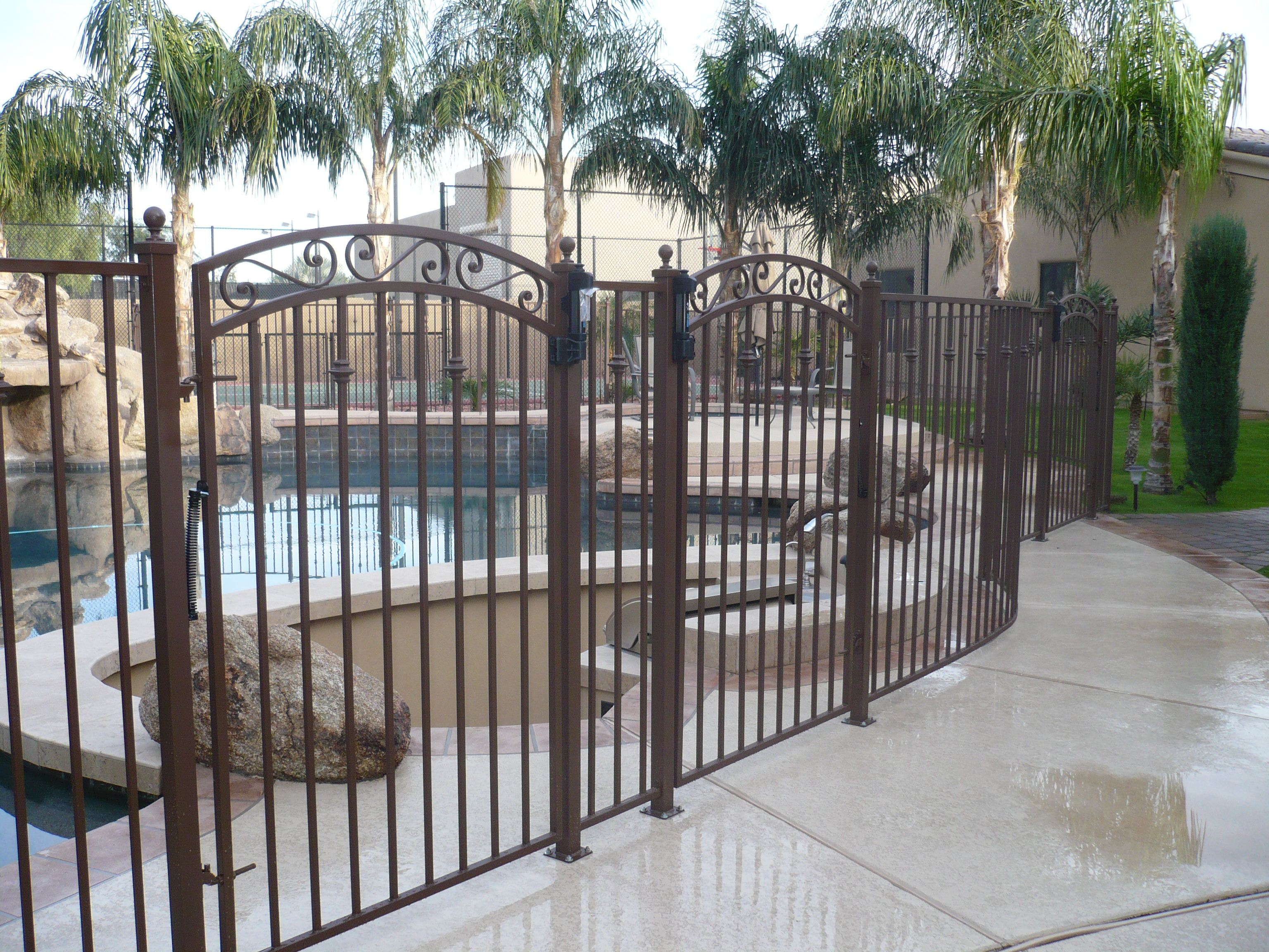 DCS Pool Barriers Pool Fence