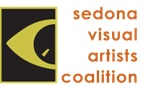 Sedona Visual Artists Coalition Logo